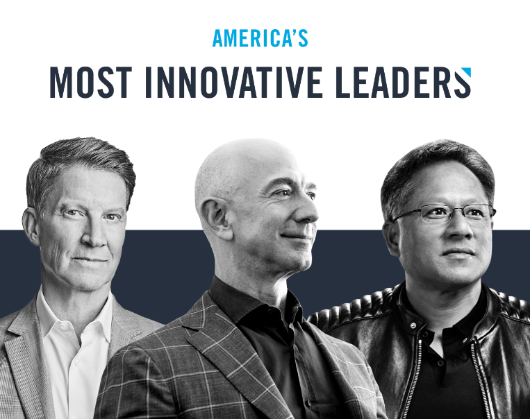 "Why Forbes ""100 Most Innovative Leaders"" List Hurt Half of America"